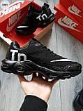 Мужские кроссовки Nike TN Air Black/White, фото 4
