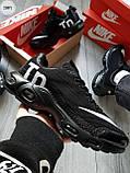 Мужские кроссовки Nike TN Air Black/White, фото 5