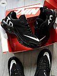 Мужские кроссовки Nike TN Air Black/White, фото 6