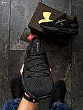 Мужские кроссовки Under Armour HOVR Phantom SE/ Black, фото 2