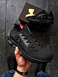 Мужские кроссовки Under Armour HOVR Phantom SE/ Black, фото 3