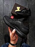Мужские кроссовки Under Armour HOVR Phantom SE/ Black, фото 4
