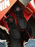 Мужские кроссовки Vapormax 19 Kauchuk Black/Red, фото 2