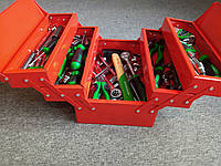 Ящик для инструмента 340мм 5 отсеков MTB340-5 XZSO Органайзер для инструмента