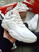 Мужские кроссовки Nike Air Huarache City Move White