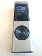 Электронная рулетка (дальномер) лазерный 40м (метал. корпус) W40X Protester