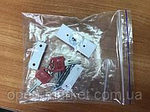 3 ШТ - комплект. WSL - Блокувальний замок на вікно, дитяча безпека, захист на вікно, фото 2