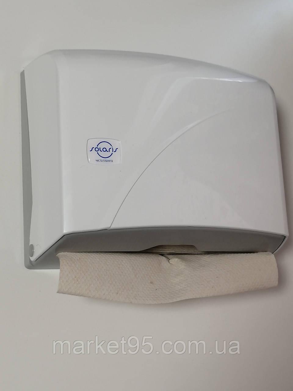 Роздавальник листових паперових рушників Z