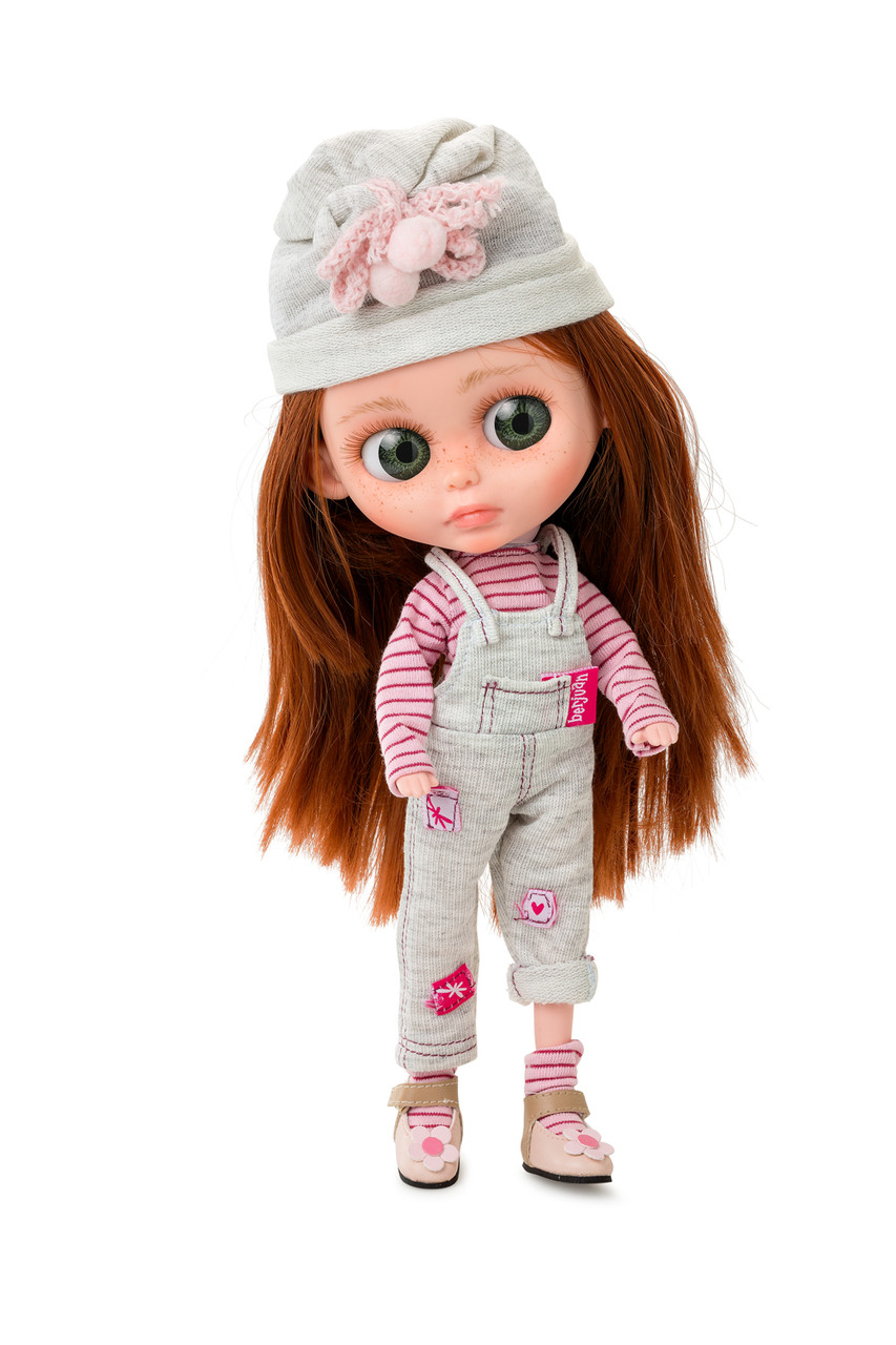 Кукла Berjuan серии Биггерс - Сайлес Блунн 32 см (BR24000)