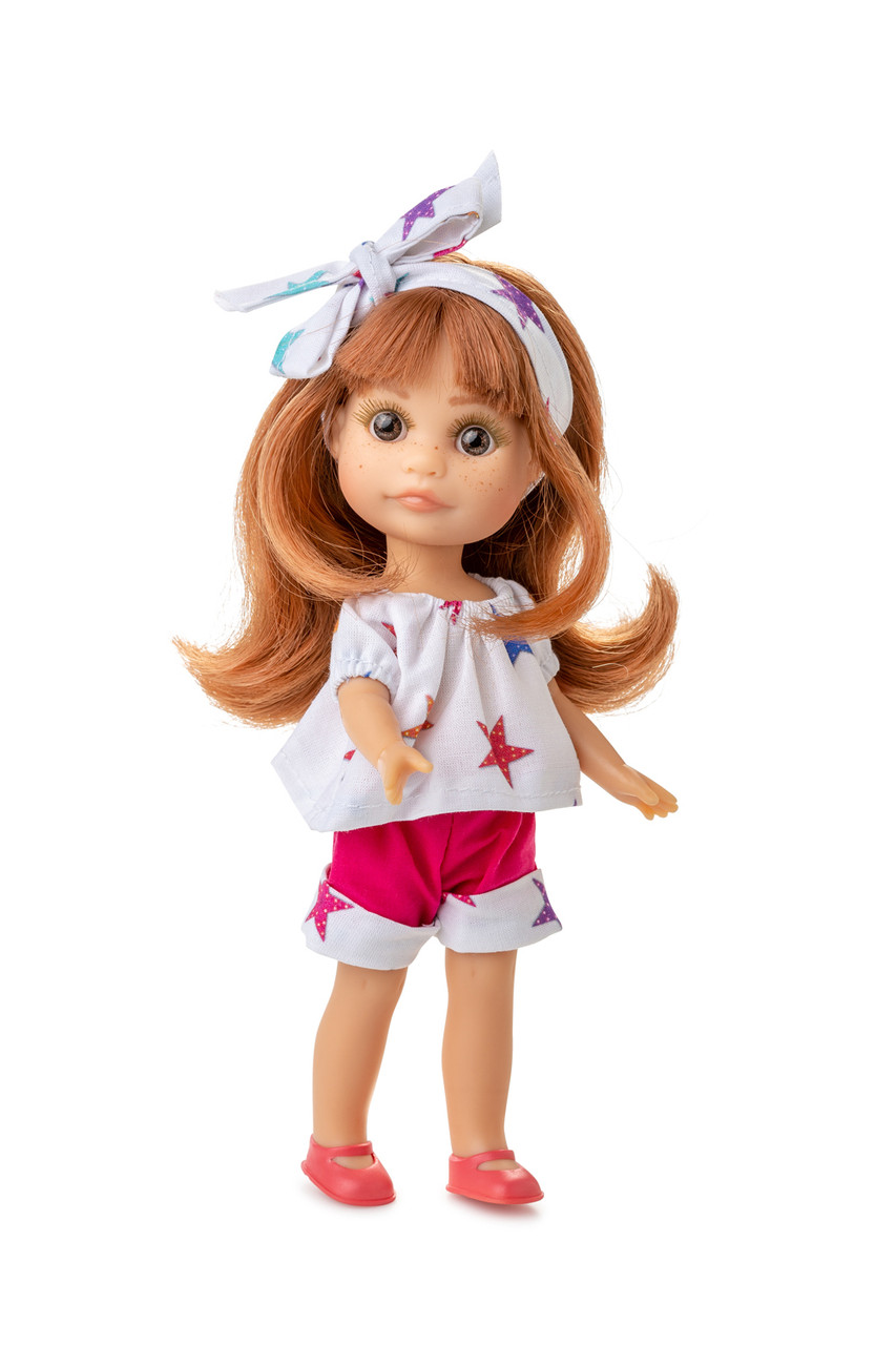 Кукла Berjuan Люси в костюме 22 см (BR1101)
