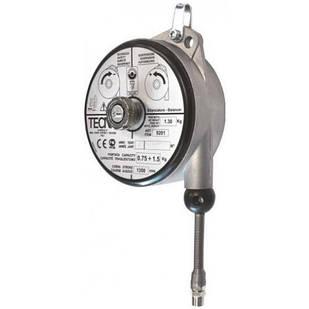 Таль балансир TECNA 9202 Поднимаемы вес 1.2-2.5кг Ход 1.35 м Вес тали 1.34