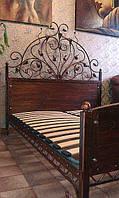 Кровать кованная. / Коване ліжко.