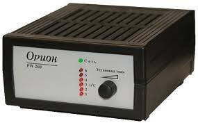 Автоматическое зарядное устройство Орион PW260 для аккумулятора
