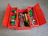 Ящик для инструмента 540мм 3 отсека MTB540-3 XZSO Кейс инструментальный