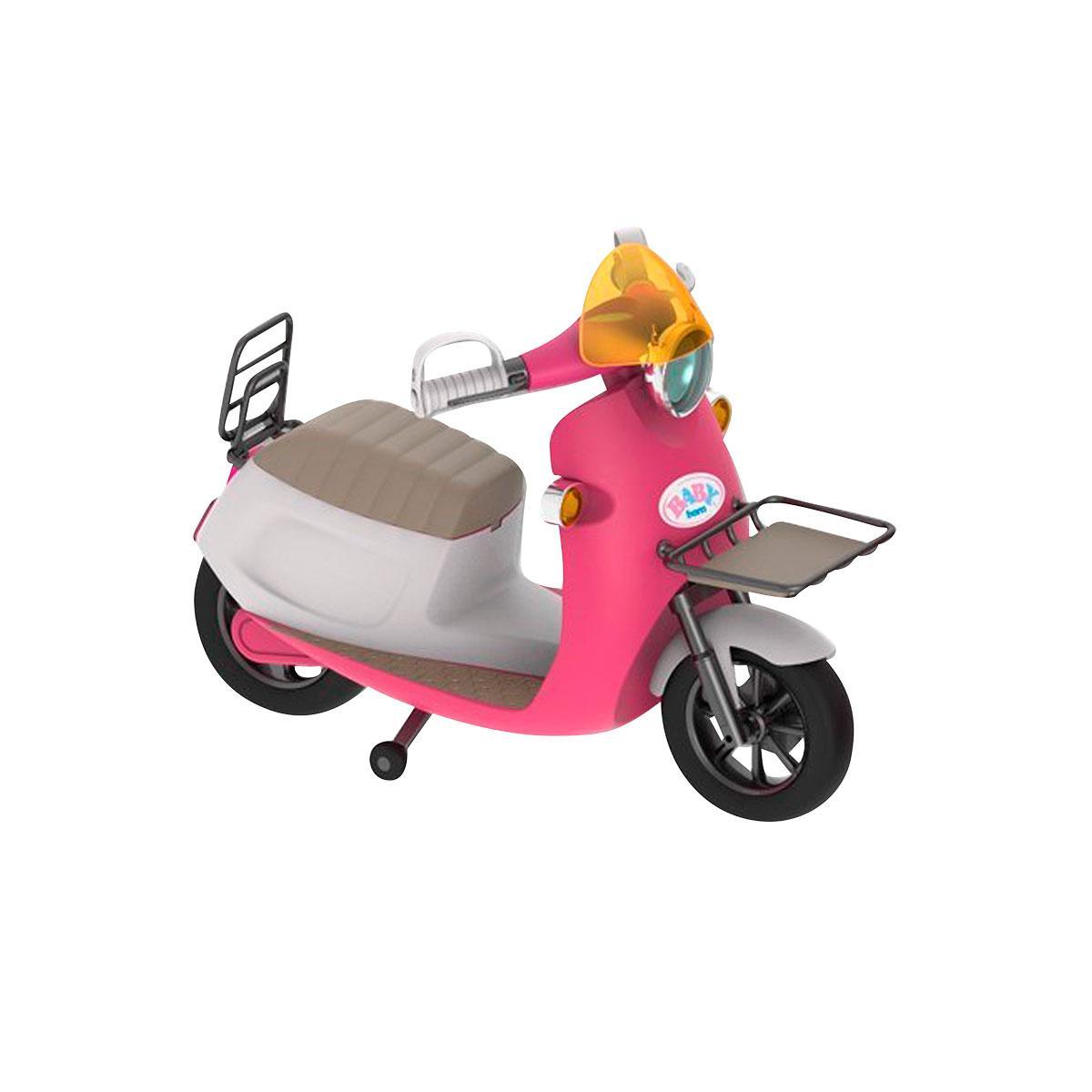 Радиоуправляемый скутер Zapf для куклы Baby Born (824771)