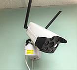 Камера IP с регулируемым штативом 3020 360/90 1080p WIFI ROTATE IP 2.0m, фото 3