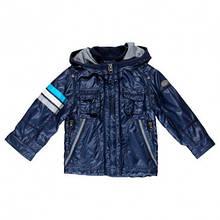 Детская ветровка для мальчика BRUMS Италия 131BDAA004 Синий