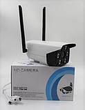Камера IP с регулируемым штативом 3020 360/90 1080p WIFI ROTATE IP 2.0m, фото 10