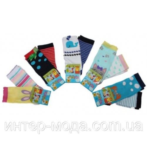 Носочки детские с рисунком р.24 арт.806 (Две пары) (мальчик)