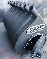 Буржуйка Козак – конвекционные печи длительного горения от производителя