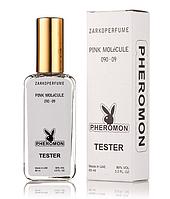 Тестер с феромонами унисекс Zaeko Perfume Pink Molecules 090-09 (Зарко Парфюм Пинк Молекула 09) 65 мл