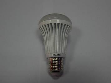 Світлодіодна лампа Mastak MUS04WE ( 9W LED A60 230V 2700K E27 )
