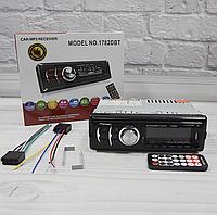 Автомагнитола 1DIN MP3 1782DBT Съемная панель (1USB, 2USB-зарядка, TF card, bluetooth), фото 1