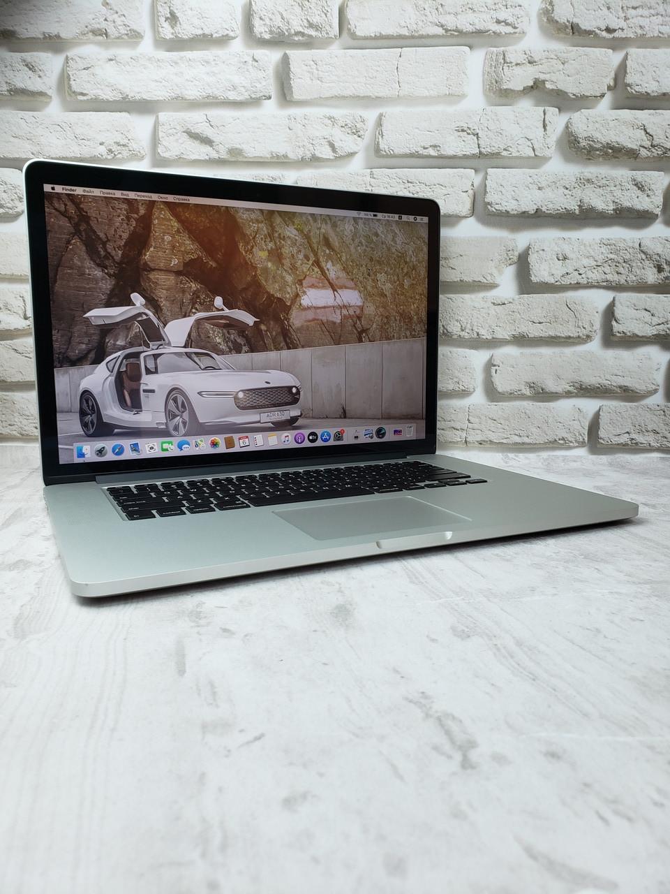 MacBook Pro Retina MJLU2 Mid 2015 16Gb AMD Radeon R9 M370X SSD 512