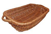 Фруктовница плетеная из лозы