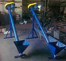 Шнековые или винтовые конвейера (транспортеры)