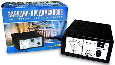 Зарядное устройство Орион PW415 для заряда 12В и 24В аккумуляторов