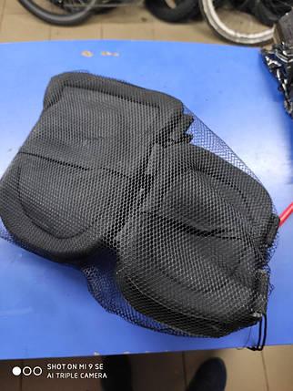 Тактическая защита наколенники + налокотники Classic олива (z-olive), фото 2