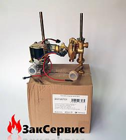 Газовый и водяной блок в сборе на колонку Ariston DGI Superlux 65158701