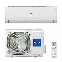 Кондиционер HAIER Lightera 35м.кв HSU-12HNM03/R2 on/off  -7⁰C