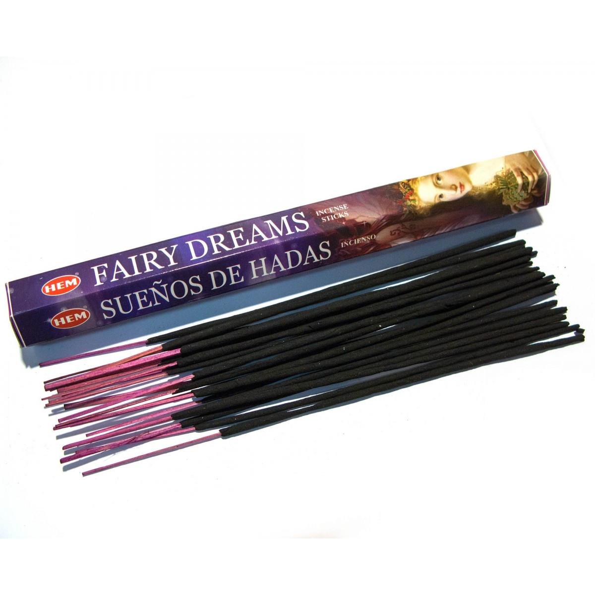 Fairy Dreams (Сказочные сны)(Hem)(6/уп) шестигранник