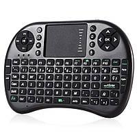 Беспроводная клавиатура мини UKB-500-RF 2.4 ГГц с тачпадом