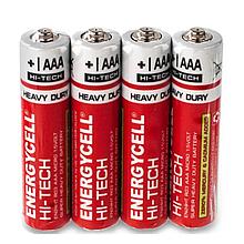 Батарейка Energycell HI-TECH R3, ААА, 4шт