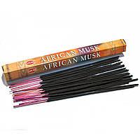 African musk (Африканский Муск)(Hem)(6/уп) шестигранник
