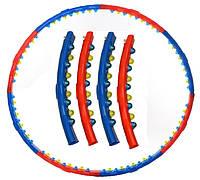 Хулахуп Магнитный Обруч Double Magnetic Strings