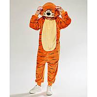 Детский кигуруми тигр kmy0124