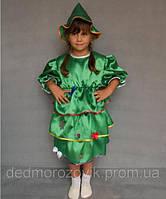 Ёлочка. Детский карнавальный костюм (девочка), фото 1