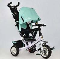 Гарантия! Велосипед трёхколёсный детский Best Trike, ровер дитячий
