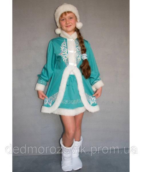Снегурочка № 2/1. Детский карнавальный костюм (девочка)
