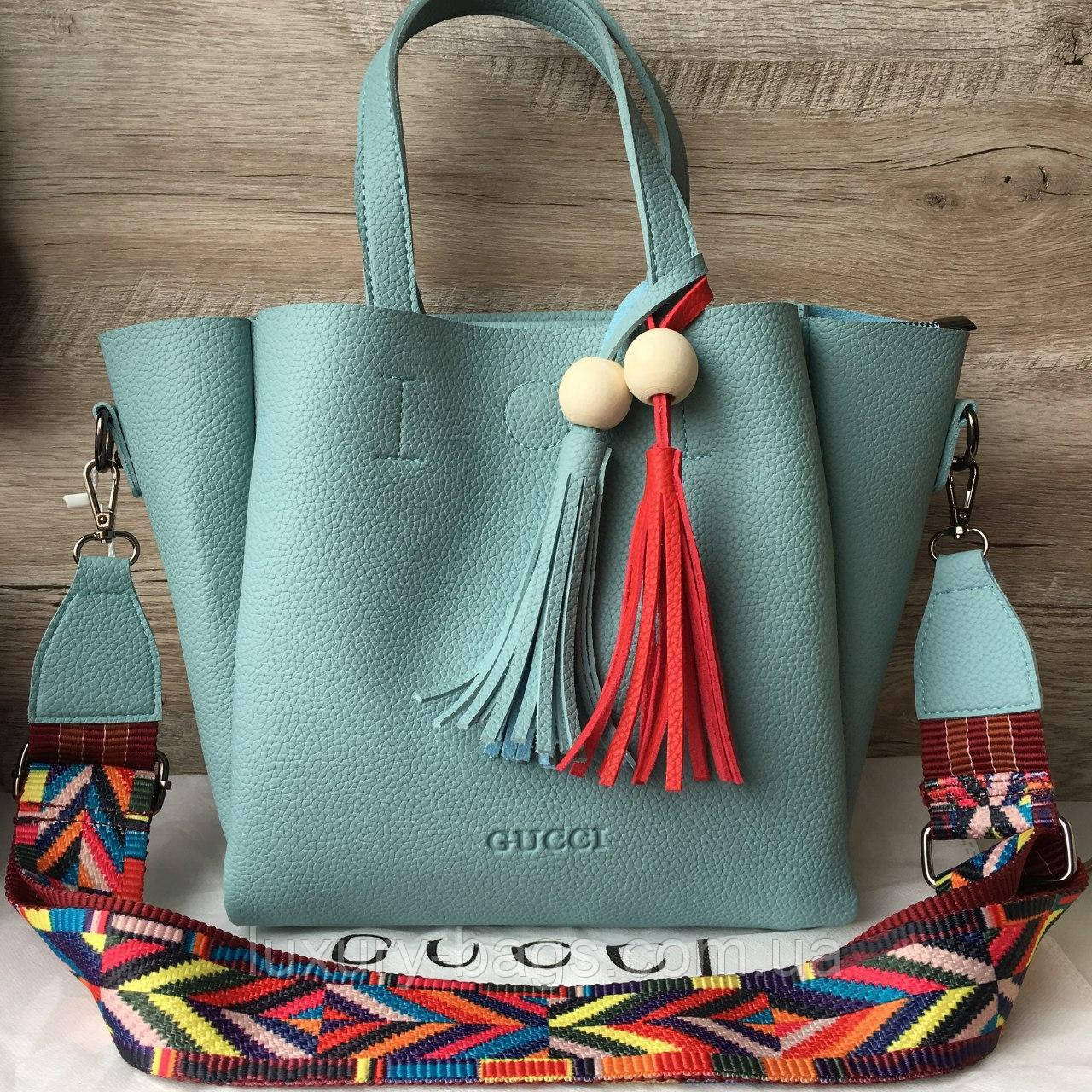 Женская модная сумка Gucci Гуччи