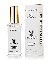 Тестер Женский мини-парфюм Nina Ricci Nina с феромонами (Нина Риччи Нина) 65 мл