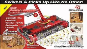 Электровеник Электрическая швабра-пылесос Swivel Sweeper G3