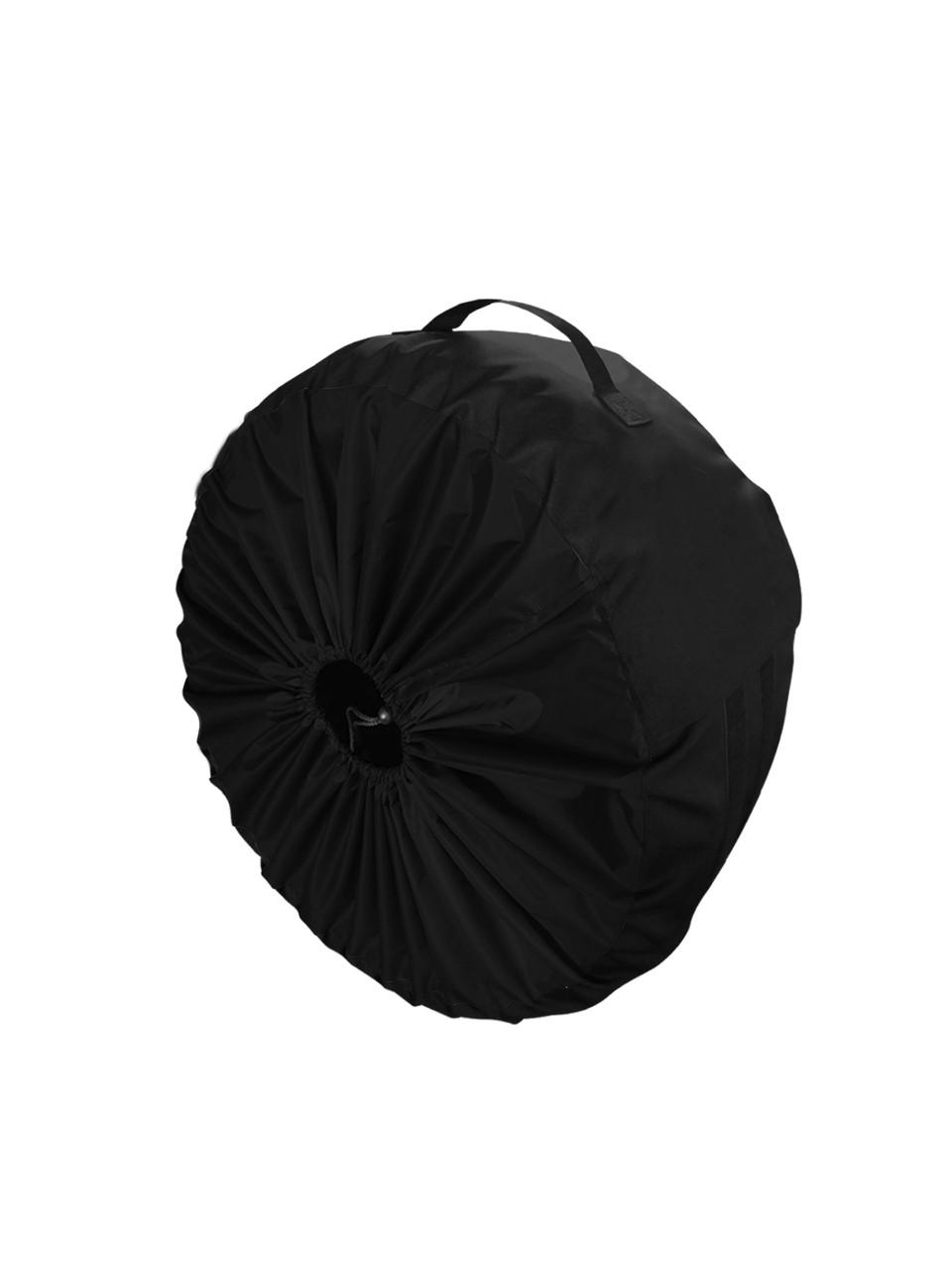 Чохол для коліс Coverbag Premium L чорний
