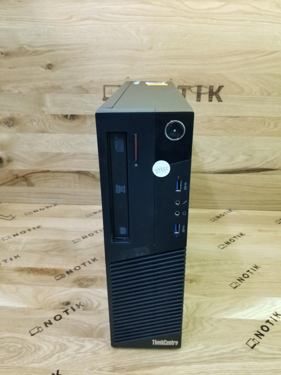 Настільний комп'ютер Lenovo ThinkStation m83 i5-4570t/8Gb/HDD 500