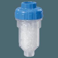 """Фильтр с кристаллами полифосфата для стиральных машин WASHLUX Unicorn пластиковая резьба 3/4"""""""