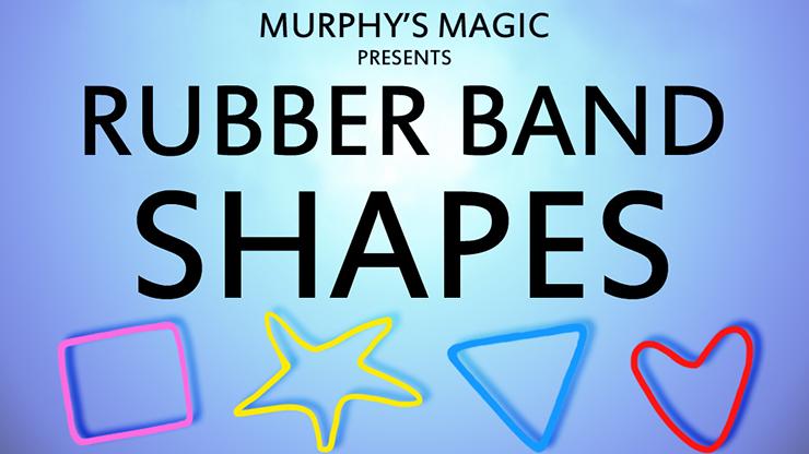 Реквізит для фокусів | Rubber Band Shapes (triangle), фото 2